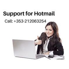 Hotmail Tech Support Helpline Number +353-212063254