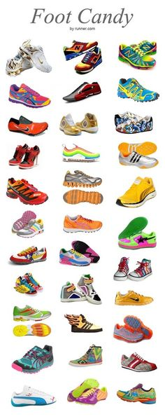 cool shoes fitness