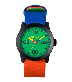 DJ Kentaro x Nixon The Private Ltd Watch