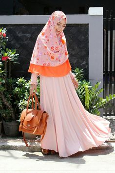 Hmm...I like this; happy summer colors, comfortable and feminine