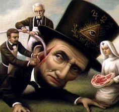 Mark Ryden - Illustration - PopSurrealism