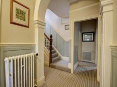 5 bedroom semi-detached house for sale in Queens Road, Shotley Bridge, Consett, - Rightmove. Semi Detached, Detached House, Property For Sale, House Ideas, Stairs, Bedroom, Outdoor Decor, Image, Home Decor