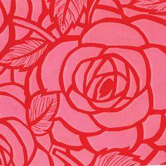 Alexander Henry House Designer - Matisse - Amelie in Rose