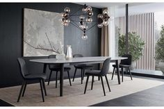 If you're a lover of comfortable modern decor we invite you to take a look at the following curated selection of 50 modern dining room design ideas.