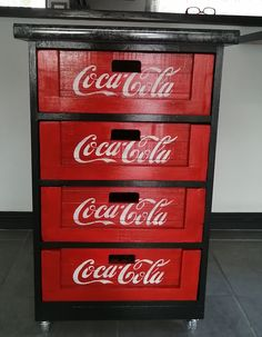 Coca Cola Decor, Beverages, Drinks, Soda, Projects, Drinking, Log Projects, Beverage, Blue Prints