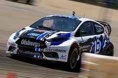 Riding along in Ford's bonkers Fiesta ST Global RallyCross car [w/video]