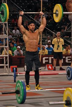 Can you say CrossFit crush??? :) Rich Froning, one of the baddest Crossfit guys out there!