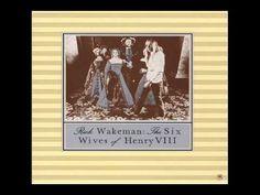 Rick Wakeman - Six Wives of Henry VIII [Full Album] 1973