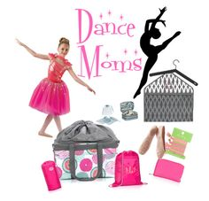 """""""dance moms"""" by nora-wilkerson-wilson on Polyvore featuring Porselli, Vera Bradley and Skagerak"""