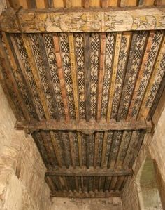 - Picture of Huntingtower Castle, Perth - Tripadvisor Medieval Castle, Ceiling Murals, Ceiling Design, Painted Ceiling, Stencil Wood, Modern Victorian, Painted Ceiling Beams, Castle Painting, Castle