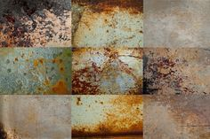 100 free Photoshop textures to download