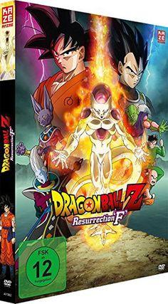 DRAGONBALL Z: RESURRECTION F. Mehr unter:   #DragonBall #Anime