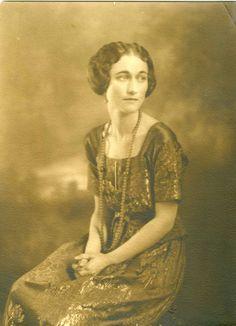 The Duchess of Windsor, nee Wallis Warfield-Spencer, spent a considerable part of her life in Coronado, and still has family in Coronado. Photo courtesy Mark Gaulding, Duke & Duchess of Windsor Society.