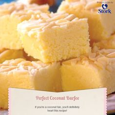 Coconut burfee #recipe for Diwali