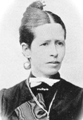 """Leonora King (1851 - 1925) was born in Farmersville (now Athens), Ontario. Since Canadian medical schools did not admit female students at that time, she attended the U. of Michigan. She traveled to China as a missionary.  King operated her """"hospitals"""" from temples, back doors and dilapidated inns until she successfully treated the wife of China's greatest viceroy. By 1884 her practice was devoted entirely to Chinese women and children. King served for 47 years in China."""