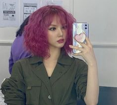 Image shared by ✩. Find images and videos about gfriend and eunha on We Heart It - the app to get lost in what you love. My Girl, Cool Girl, Korean Girl Photo, Ulzzang Korean Girl, Hair Dye Colors, G Friend, Aesthetic Girl, Girl Photos, Dyed Hair