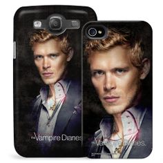 Vampire Diaries Klaus Portrait Phone Case For Iphone And Galaxy from Warner Bros. $34.95
