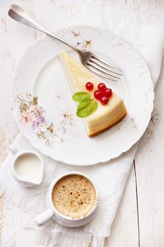 Cheesecake Classic by Natalia Lisovskaya on 500px