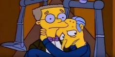 Smithers dichiarerà il suo amore a Mr. Simpsons Cartoon, E 500, Bart Simpson, Burns, Fandoms, Bullshit, Memes, Relationships, Cartoons
