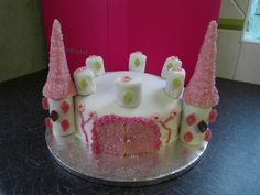 ...  Princess castle cakes, Fairy castle cake and Marks & spencer