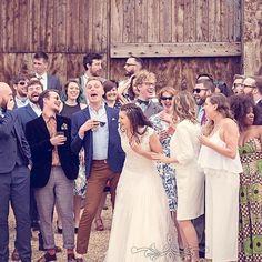 A funny moment during group photo wedding weddingphotographer weddingday weddingphotoshellip Barn Wedding Venue, Farm Wedding, Wedding Day, Farm Barn, Group Photos, Bridesmaid Dresses, Wedding Dresses, Funny Moments, Photo Ideas