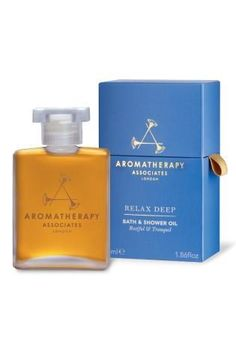 Aromatherapy Associates - RELAX BODY CARE - Deep Relax Bath & Shower Oil