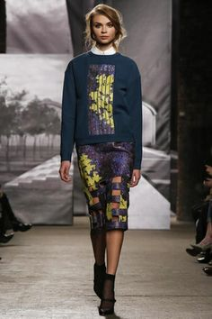 Nonoo Ready To Wear Fall Winter 2014 New York - NOWFASHION