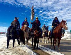 Dakota 38+2 Wokiksuye Ride Making Its Way to Mankato, Minnesota - Native News Online