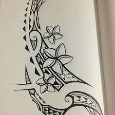 hawaiian tribal drawings tumblr - Google Search