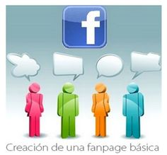 Crear una página en facebook para mi plan de marketing online