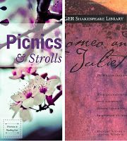 Spring Book Tag  Picnics and strolls category