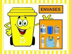 RECURSOS DE EDUCACI  N INFANTIL #EDUCACIÓN #INFANTIL #RECURSOS #recycle_ilustration Social Studies Activities, Nature Activities, Recycling For Kids, Earth Day Crafts, Classroom Projects, Sistema Solar, Science, Primary School, Diy Crafts For Kids
