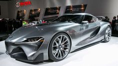 New Toyota Supra may get a twin-turbo Lexus V6 - Autoblog
