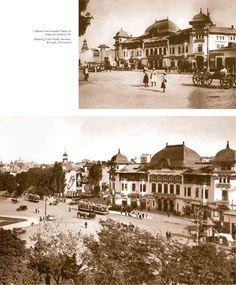 Calea Victoriei in perioada interbelica Bucharest Romania, Time Travel, Amen, Traveling, Memories, Film, Architecture, House Styles, Viajes