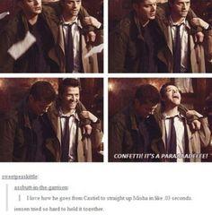 Omfg Misha doe...