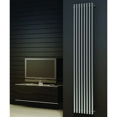 Reina Designer Radiators from leading designers. Bathroom and Kitchen goods for the UK. Shop here for real value on modern and traditional taps. Stainless Steel Radiators, Bathroom Radiators, Designer Radiator, Central Heating, Tv Unit, Cool Kitchens, Blinds, Layout, Modern