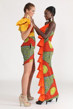 African couture :)