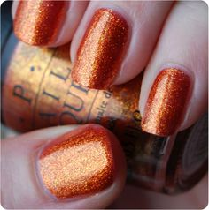 OPI A Womans Prague Ative| #EssentialBeautySwatches | BeautyBay.com