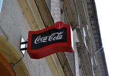 Coca Cola boedapest
