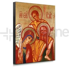 Icono Sagrada Família