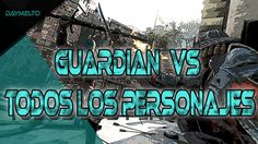 PvP Guardian contra todos los personajes / warden vs all characters FOR ...
