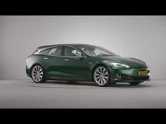 The one-off Tesla Sh