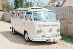 Real Wedding - A Quirky Vintage-Inspired Wedding in Norfolk | CHWV