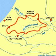 Groene hartpad: Rotterdam - Delft - Alphen a/d Rijn - Woerden - Nieuwegein - Stolwijk http://wandelnet.nl/groene-hartpad-sp-12