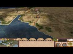 Let's Play Medieval 2 Total War Europa Barbarorum II Part 5 Aegypter (Deutsch) (Interaktiv)!