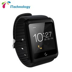 """76.10$  Watch now - http://alirra.worldwells.pw/go.php?t=32595667253 - """"Uwatch U11 smart watch 1.59"""""""" LCD Support SIM For Apple iPhone & Samsung Android Phone relogio inteligente reloj smartphone"""" 76.10$"""
