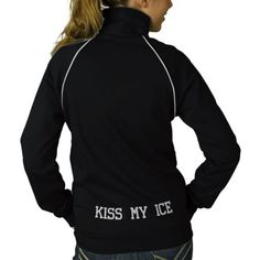 I LOVE FIGURE SKATING JACKET - Kiss My Ice