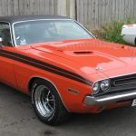 1971 Dodge Challenger R/T 440 Six-Pack