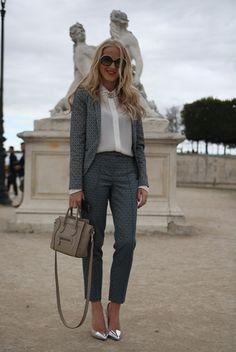 Street style: Paris S/S 2013 RTW | Harper's BAZAAR