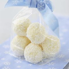 Schneepralinen Rezept | Küchengötter